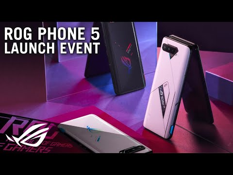 ROG Phone 5 Launch Event - Event Highlight   For Those Who Dare