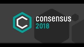 Crypto Consensus 2018 LIVE Day 2