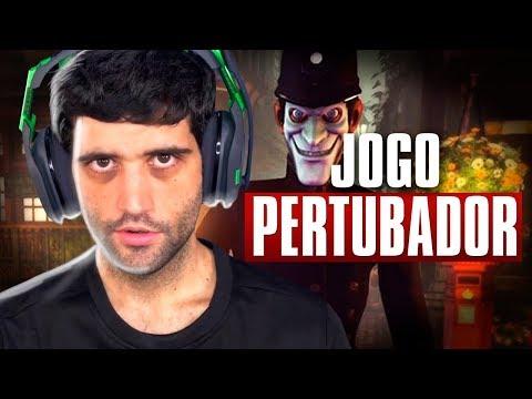 Jogo novo PERTURBADOR, novo gameplay de WE HAPPY FEW thumbnail