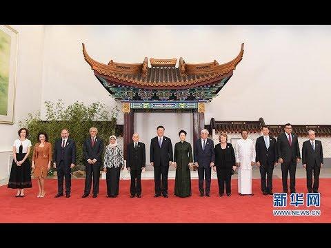 《建民论推墙571》国际流氓召开亚洲文明会议,是践踏文明还是讽刺文明?