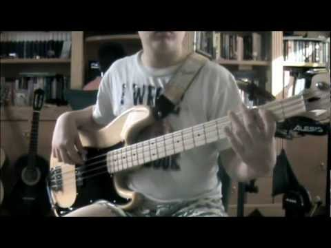 Harder to Breathe - Maroon 5 Bass Cover
