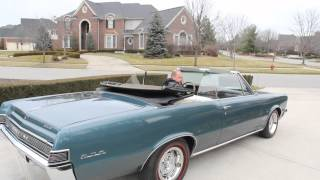 1965 Pontiac GTO Convertible Classic Muscle Car for Sale in MI Vanguard Motor Sales