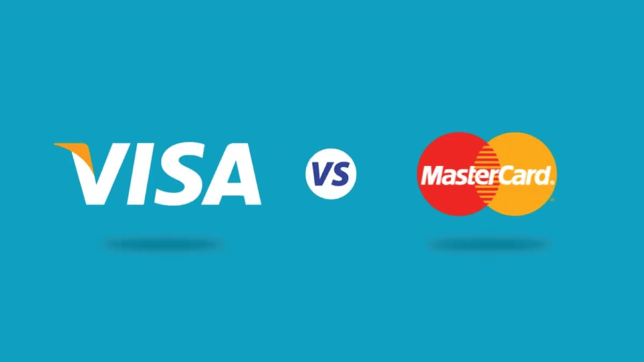 difference entre carte visa et mastercard Visa vs Mastercard: What's the Difference?   YouTube