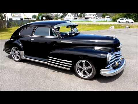 1947 chevrolet fleetline doovi for 1947 chevy fleetline 4 door