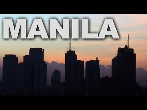 Manila, Capital of the Philippines