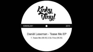 Daniel Leseman - So Fine