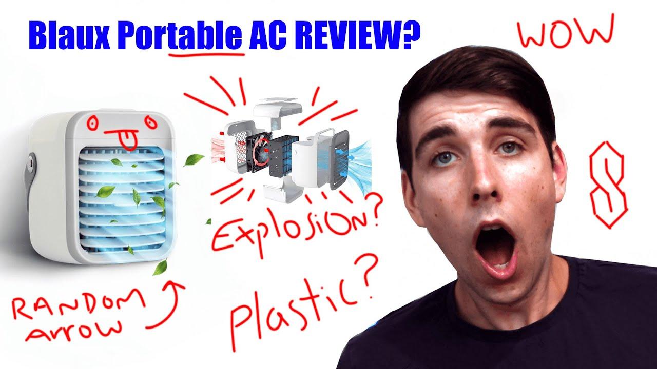 Blaux Portable AC Review - Pros & Cons Of The Blaux AC ...