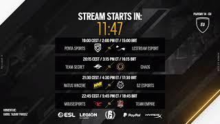 [PL] PENTA vs. LeStream Esports – Rainbow Six Pro League – Sezon IX – EU – Dzień #14