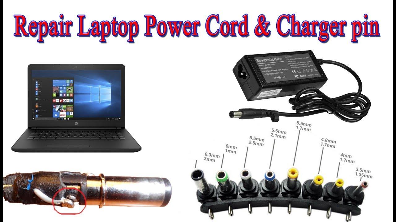 Repair laptop power supply: Is it real