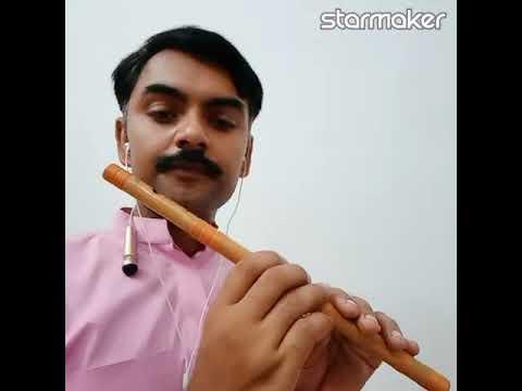 Duniya banane vale kya tere mn me samai  instrumental song by Rajiv flute
