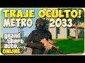 """TRUCOS GTA 5 ONLINE - NUEVO TRAJE OCULTO """"METRO 2033"""" - GTA 5 PS4, PC Y XBOX ONE"""