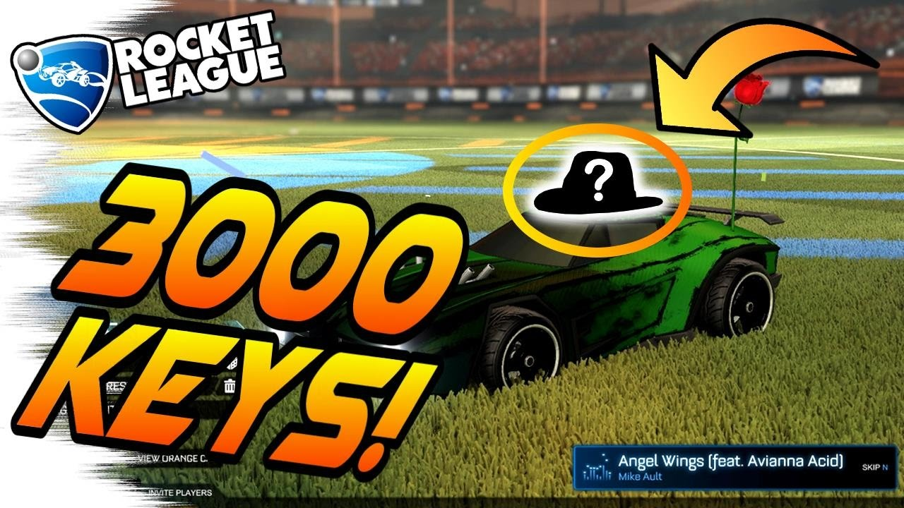 Rarest and Most Expensive 'Rocket League' Tradeable Items