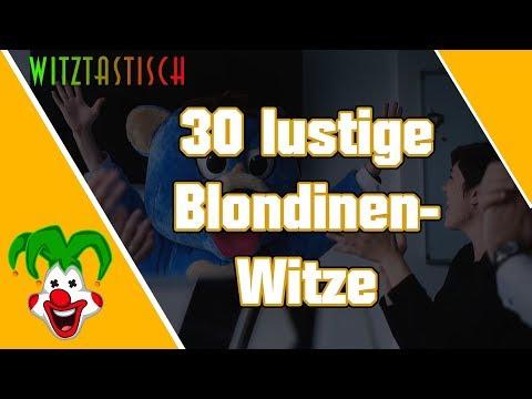 30 Lustige Blondinenwitze Zum Totlachen   Witztastisch 🤣