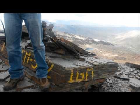 Trekking al Pico Chacaltaya - La Paz, Bolivia.