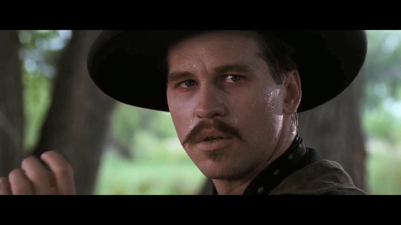 Tombstone Doc Holliday Vs Johnny Ringo Youtube
