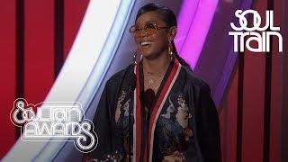 H.E.R. Accepts Her Award For Best R&B/Soul Female Artist! | Soul Train Awards '19