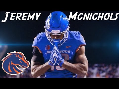 competitive price 9258a f5ed1 49ers' 2018 'Who Is?' series: Running back Jeremy McNichols