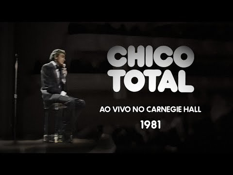 Chico Anisio - Ao Vivo no Carnegie Hall (03/11/1981)