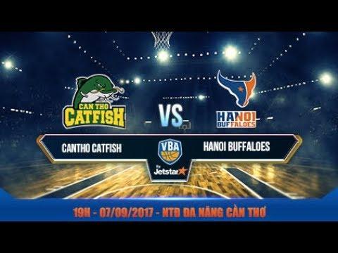 #Livestream || Game 2: Cantho Catfish  - Hanoi Buffaloes 07/09 | VBA 2017 by Jetstar