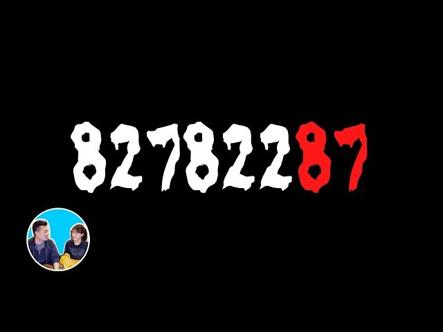 支配著整個世界的一組可怕的數字,82782287   KUAIZERO
