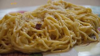 Spaghetti Carbonara Recipe - Pasta Karbonara Sašina kuhinja