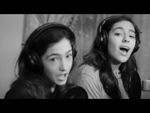 All My Loving By The Beatles LIVE Acoustic Cover (Carly And Martina)