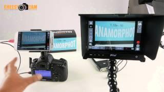 Stream DSLR Video Wirelessly to HDMI Monitor using Google Chromecast