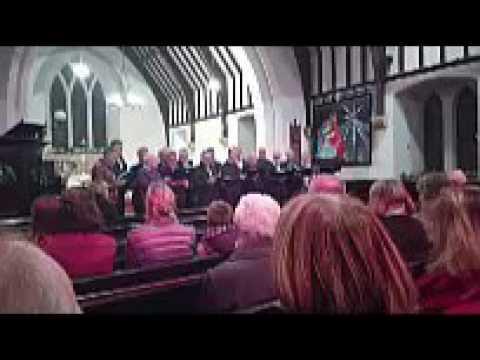 Parti Cut Lloi, Eglwys Cynwyd