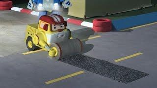 Робокар Поли - Приключение друзей - Спуки и пчелиный рой (мультфильм 22) Обучающий фильм для детей