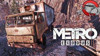 Metro Exodus - ВНЕЗАПНАЯ ВСТРЕЧА (Прохождение #19)