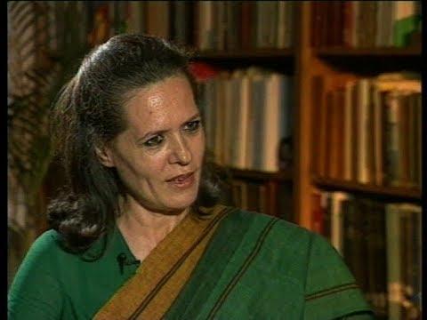 Rubaru: Watch Rare interview Sonia Gandhi with Rajeev Shukla