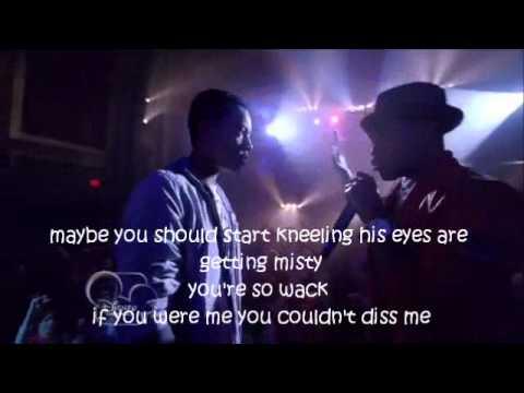 Moment of Truth Lyrics- Tyler James Williams, Bradon Mychael Smith (Let it Shine)