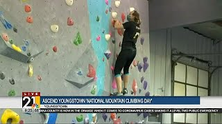 Download Lagu Malaynia Spiva celebrated National Mountain Climbing Day at Ascend Youngstown mp3