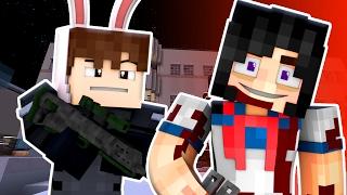 YANDERE MURDER MODE! - YANDERE MONSTER! | 🐰 Minecraft Roleplay