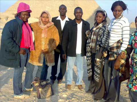Students of juba university faculty of archaeology