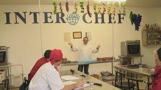 Школа поваров, курсы поваров, курсы кондитеров Interchef, Израиль(, 2013-12-06T12:27:23.000Z)