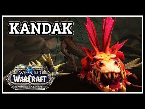 Kandak WoW Battle for Azeroth