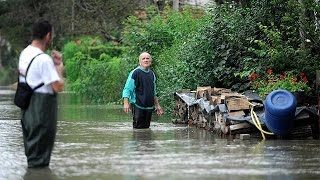 Croatia on flood watch as water levels rise