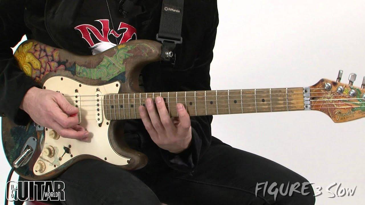 Glenn Proudfoot - Loud & Proud - Alien Guitar Sounds pt 1