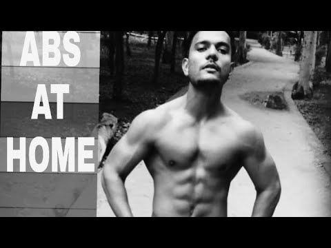 Six Pack Abs Workout à la maison en hindi   – fitness