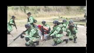 """""""Escudo Bolivariano"""" Batallón de Fuerzas Especiales de la Milicia"""
