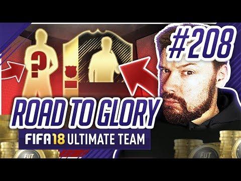 FUT CHAMPS REWARDS! - #FIFA18 Road to Glory! #208 Ultimate Team