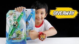 Bagi-Bagi Jam Tangan Legend Hero - Basic Transform Watch (Giveaway)