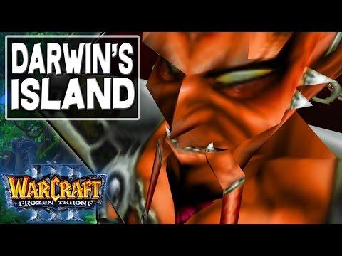 Warcraft 3 - Darwin's Island