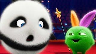 Cartoons for Children | Sunny Bunnies | Kung Fu Panda Bunnies | Funny Cartoons For Children