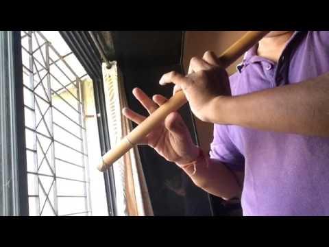Jeene laga hu - flute