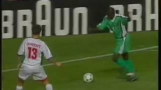 Mondiali 1998 Nigeria-Bulgaria 1-0 highlights - World Cup 1998