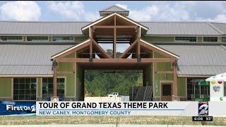 Tour of Grand Texas Theme Park