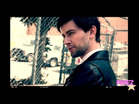 EXCLUSIVE! Torrance Coombs Talks Reign & Speaks French...  Of His Photo Shoot!