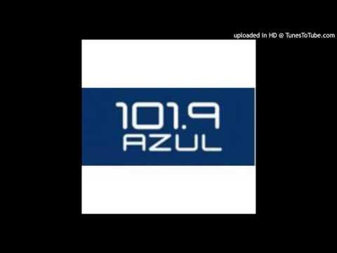 FM Azul 101.9 (Montevideo) - Verano de 1986
